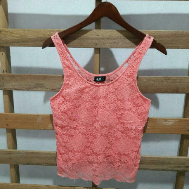 Dotti Lace Top