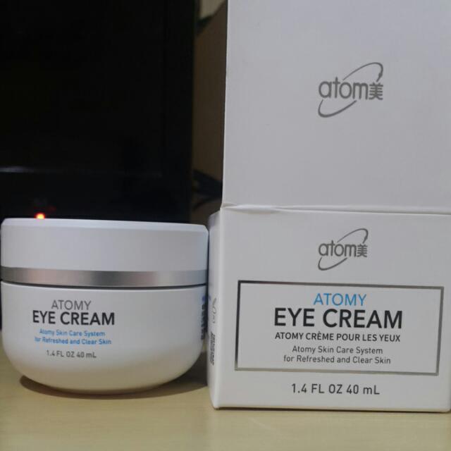 Eye Cream Atomy