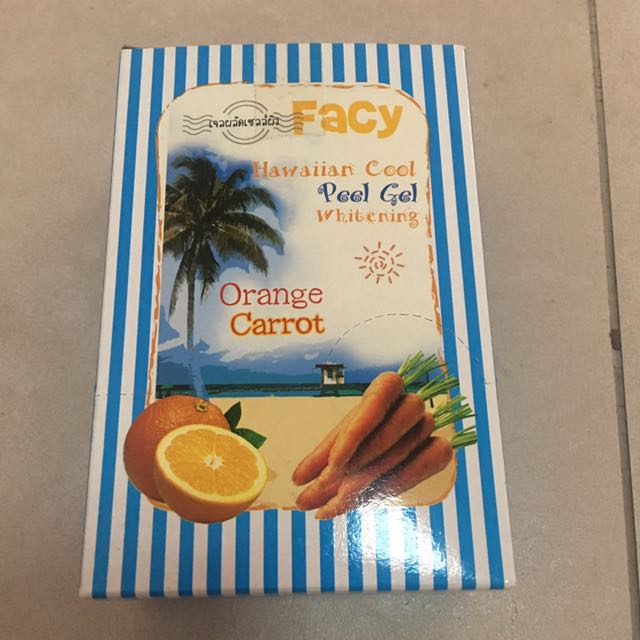 Facy Hawaii Cool Peel Gel Whitening