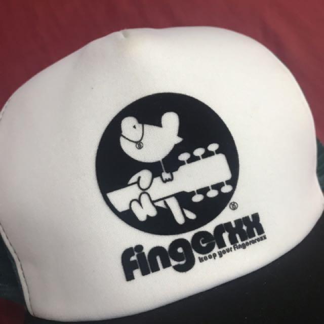 Fingercross Cap帽