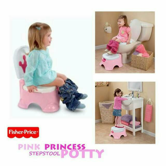 Superb Fisher Price Prince Prince Potty Trainer On Carousell Pabps2019 Chair Design Images Pabps2019Com