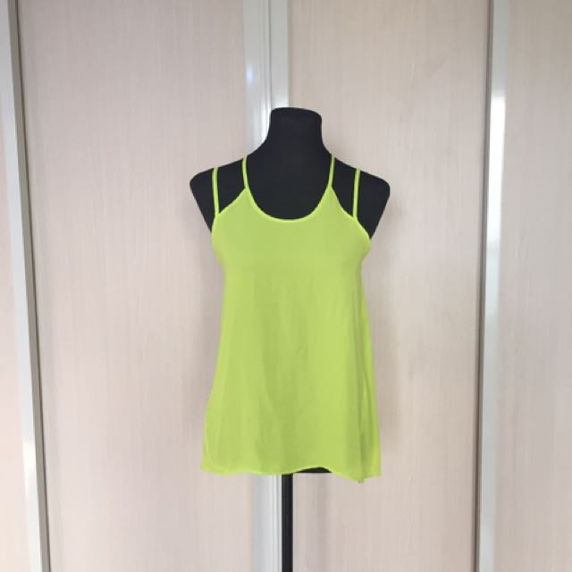 Forever21 Green Top