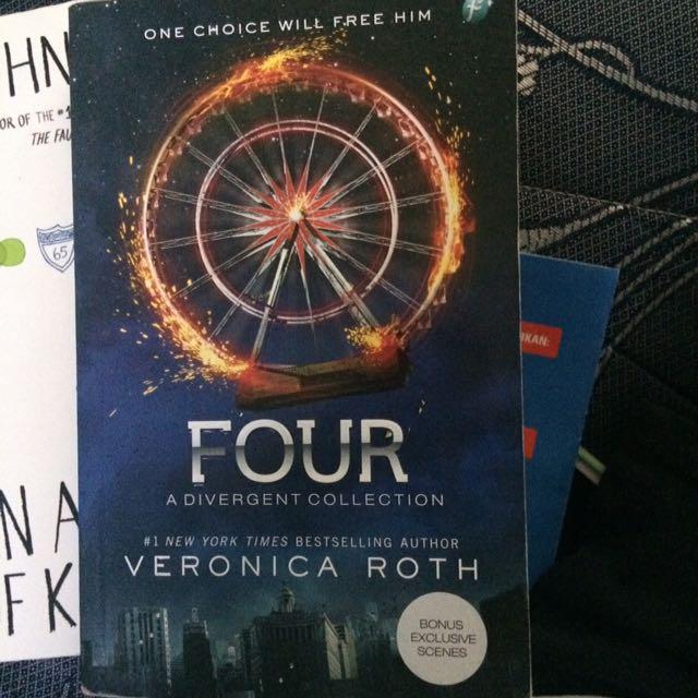 Four Divergent Collection