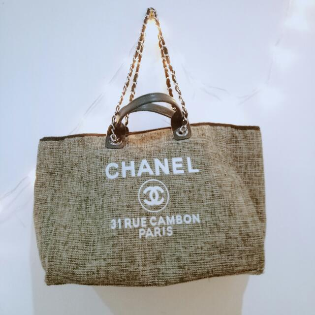 Chanel Bag Size 40