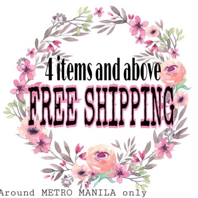 FREE SHIPPING/ PRE LOVED ITEMS ONLY