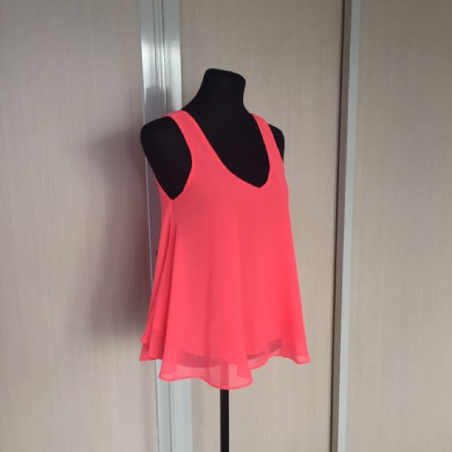Free Size Pink Top