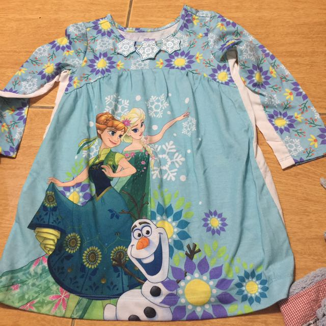Frozen Sleepwear