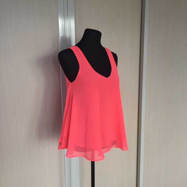 FS Pink Top