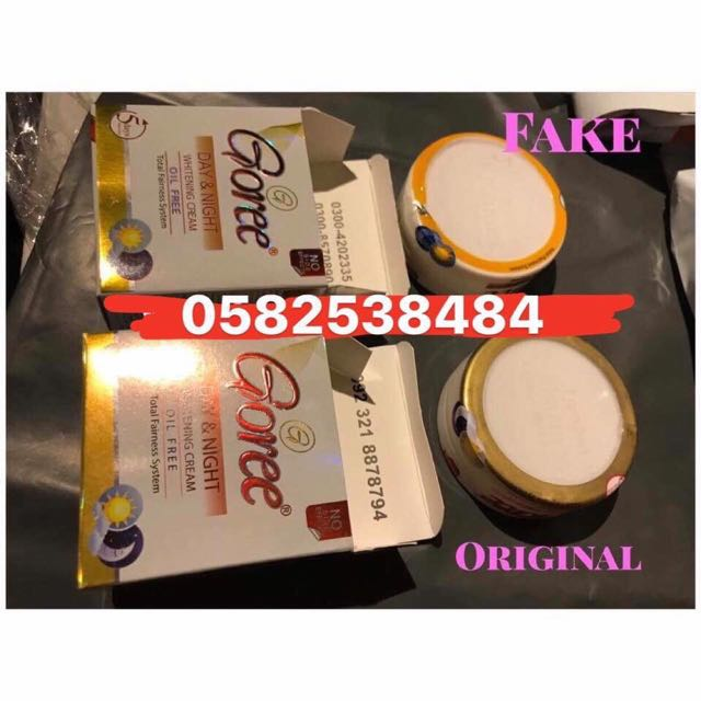 Goree Whitening Beauty Cream