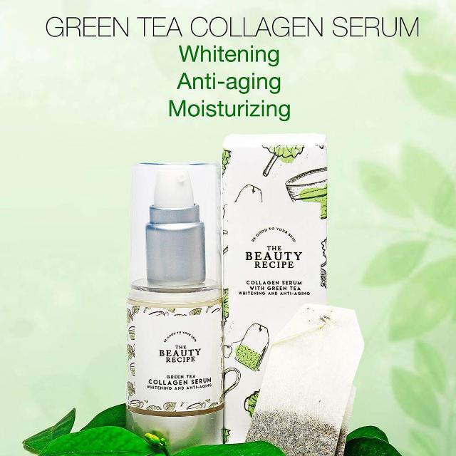 Green Tea Collagen Serum