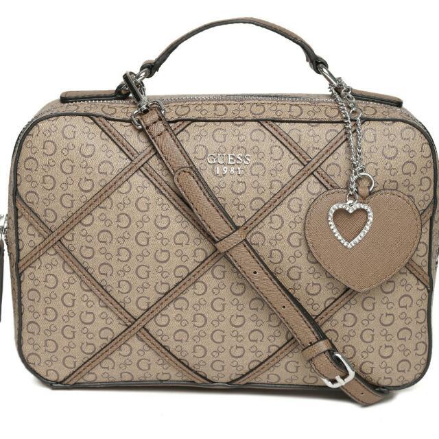 Guess Brown Bag