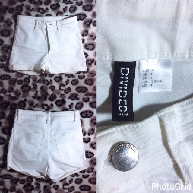 H&M High-waist Shorts