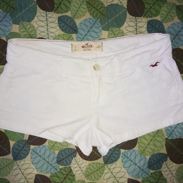 Repriced(100php) Hollister sexy shorts