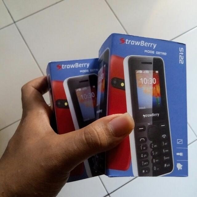 Hp Senter Mirip Nokia Strawberry ST22