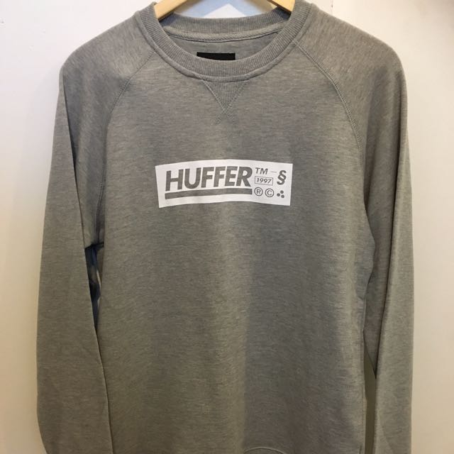 Huffer Crew Jumper