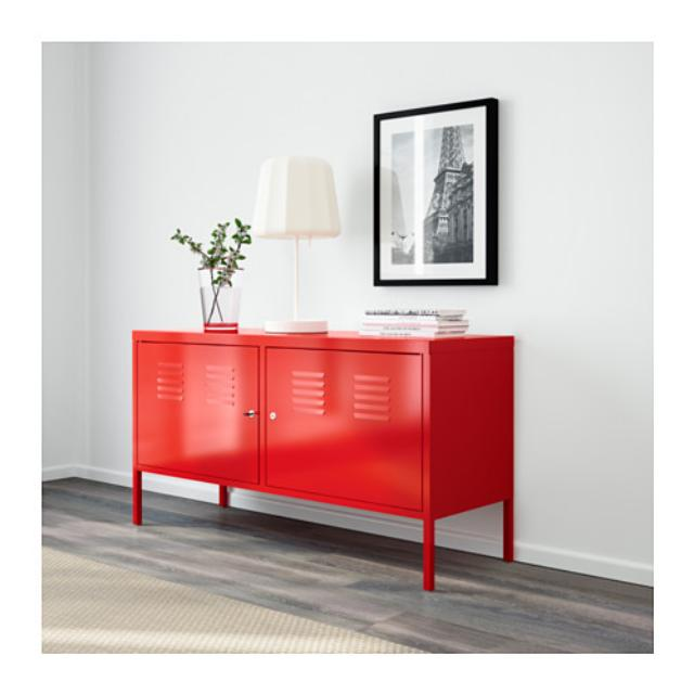 Ikea Ps Cabinet Tv Console Furniture Shelves Drawers On Carousell