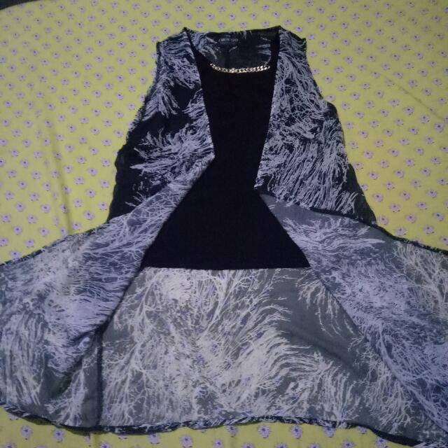 Imported Long back sleeveless top