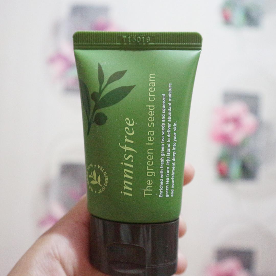 Innisfree The Green Tea Seed Cream 30ml