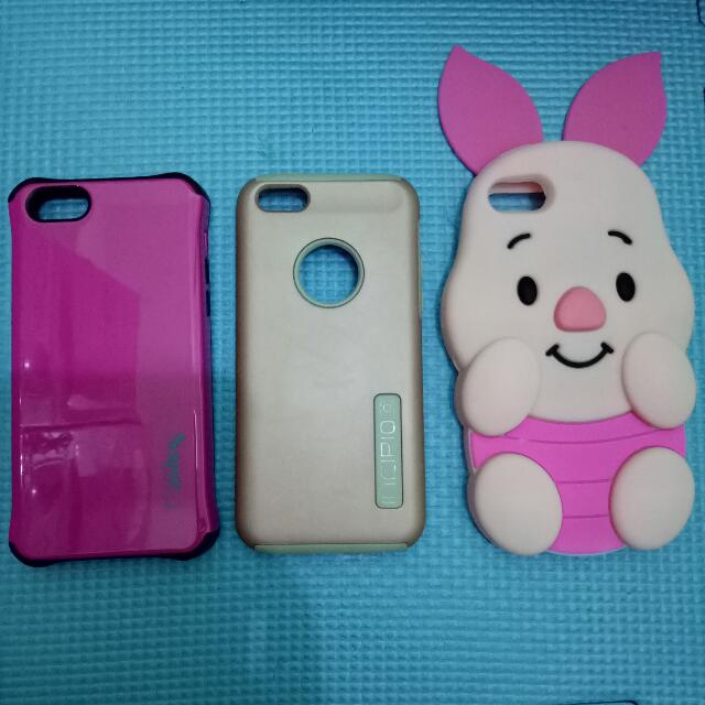 Iphone 5c/5 Casing