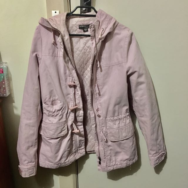 Just Jeans Pink Jacket Size 10