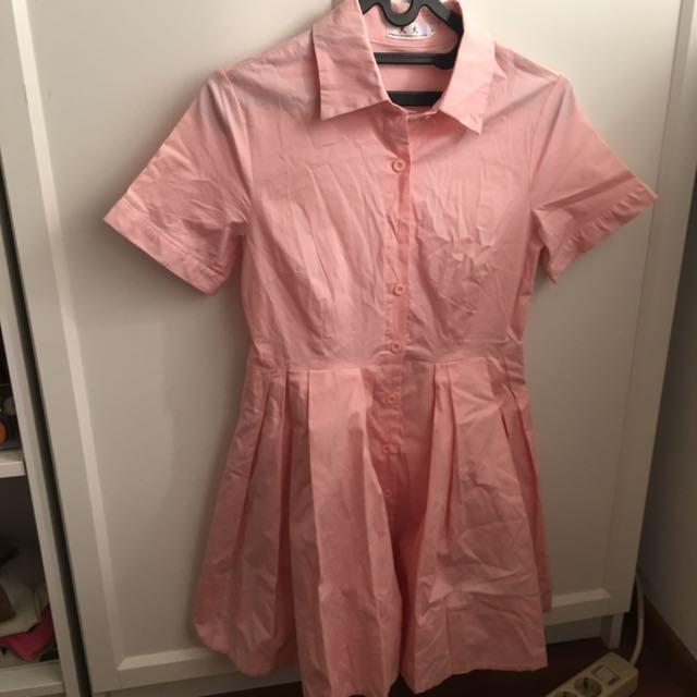 Kawaii Pink Dress