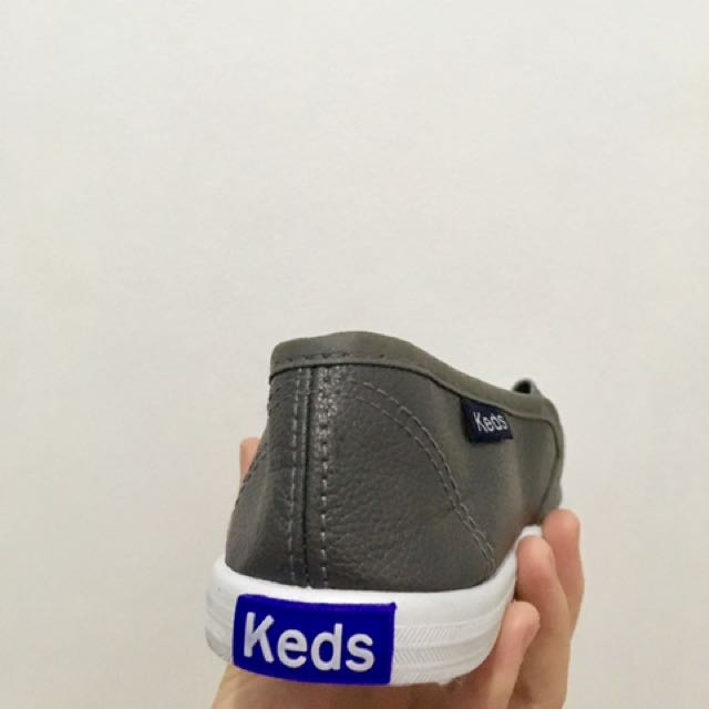KEDS (Grey Only)