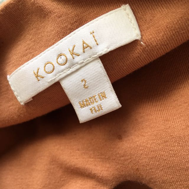 Kookai Dress (SIZE 2)