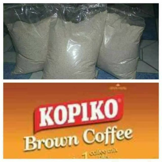 Kopiko Brown Coffee 1Kilo Pack