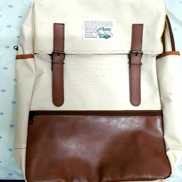 *Repriced* Korean Backpack