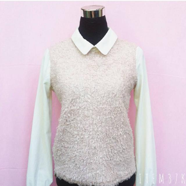 Korean Collared Pullover