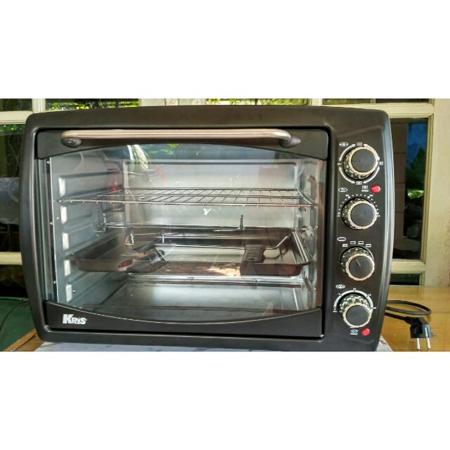RE PRICE!!!! KRIS OVEN TOASTER
