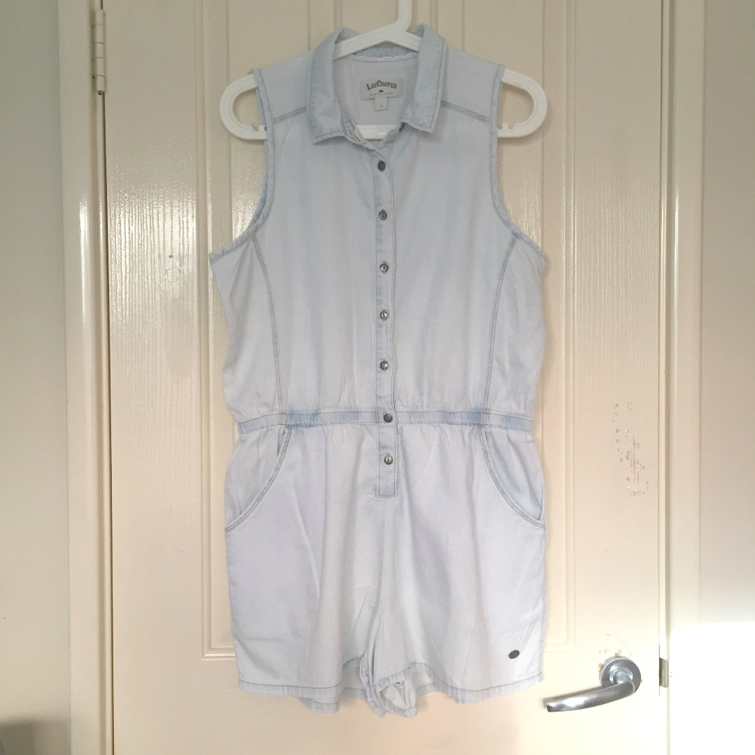 Lee Cooper playsuit, size 12