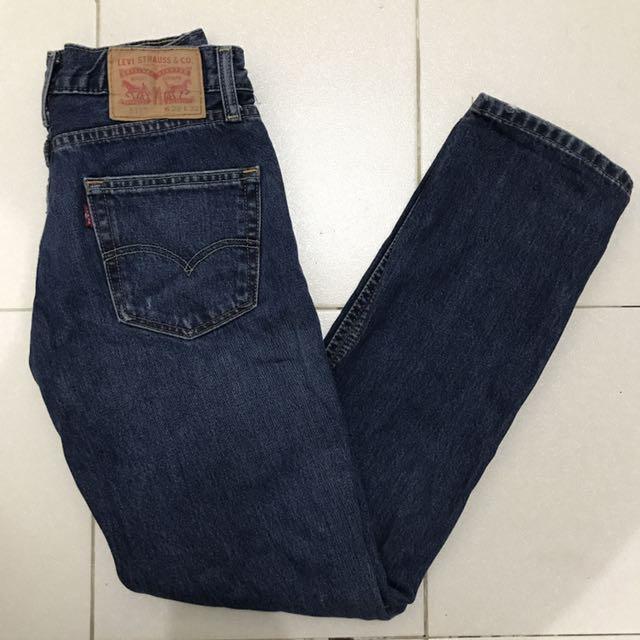 Levis 511 Skinny Denim Pants