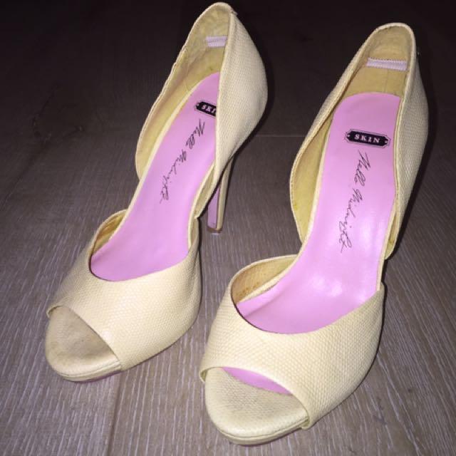 Light Green Heels