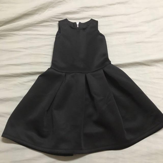 Kids Little Black Dress