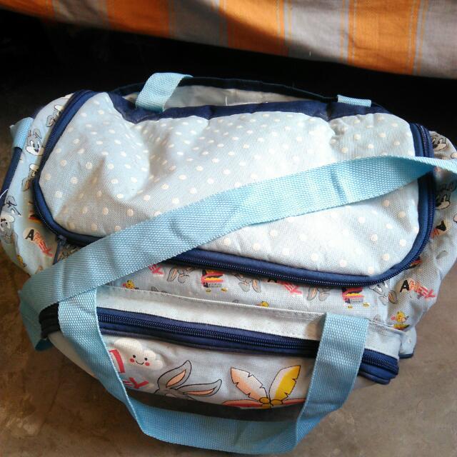 Looney Tunes Baby/diaper Bag