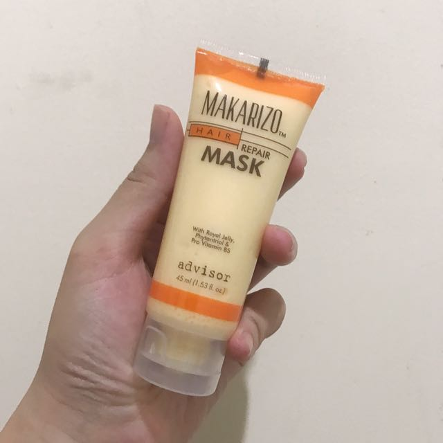 Makarizo Hair Mask