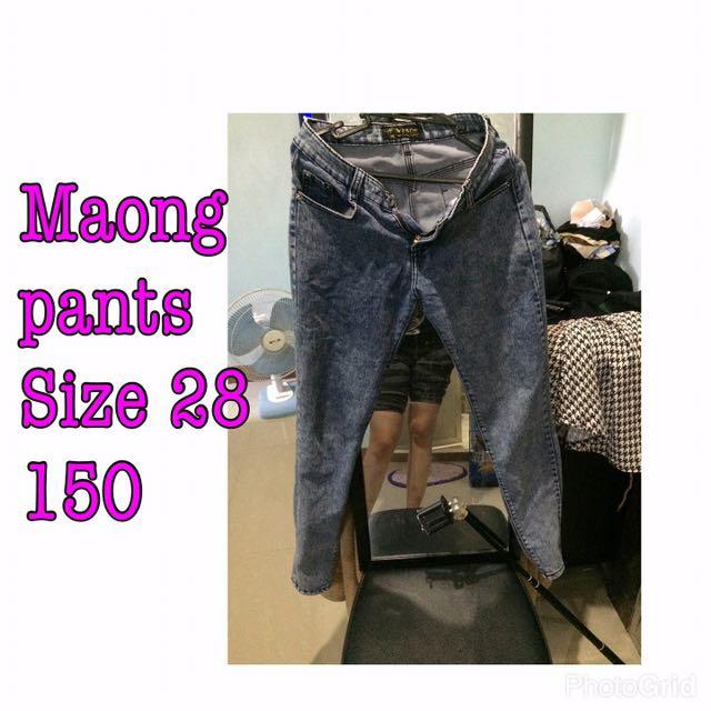 Maong
