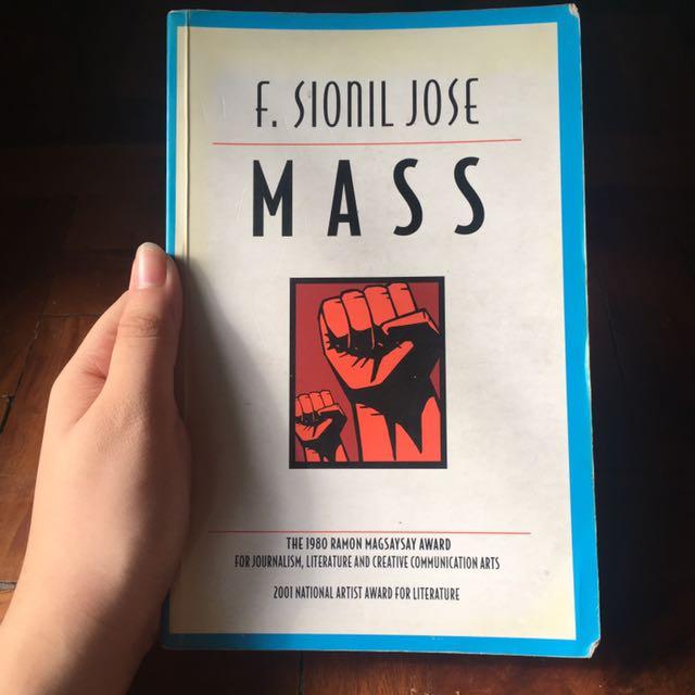 Mass by: F. Sionil Jose