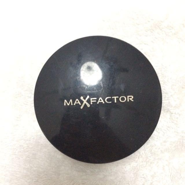 Max factor Powder