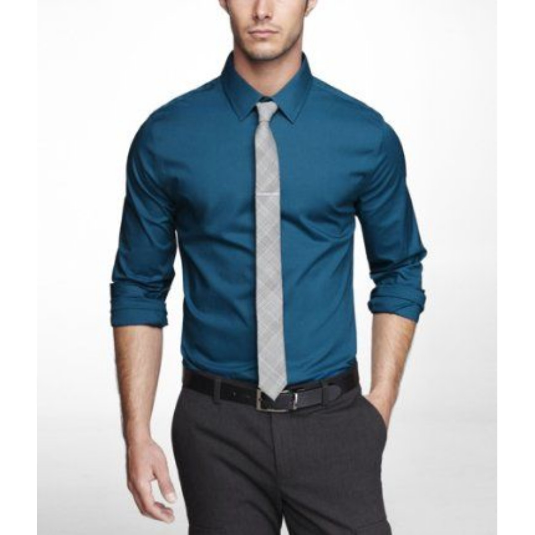 Men Shirt Garter