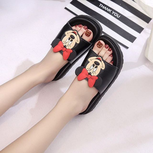 Mickey Mouse Slippers 💖