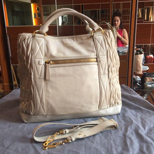 Miu Miu Large Bag