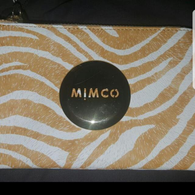 Near New Mimco Pouch