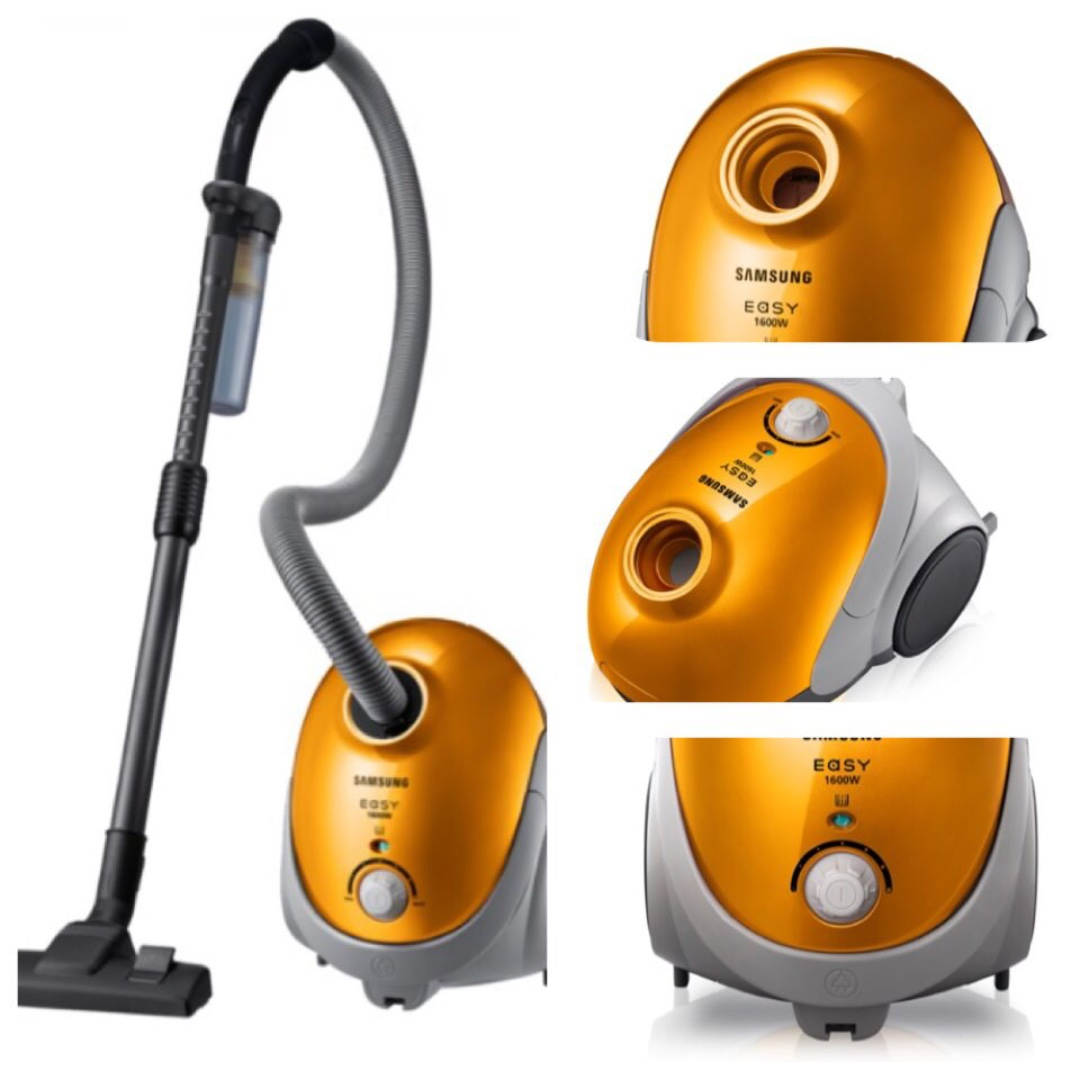 New Samsung Vacuum Cleaner SC5250 Kitchen Appliances On Carousell