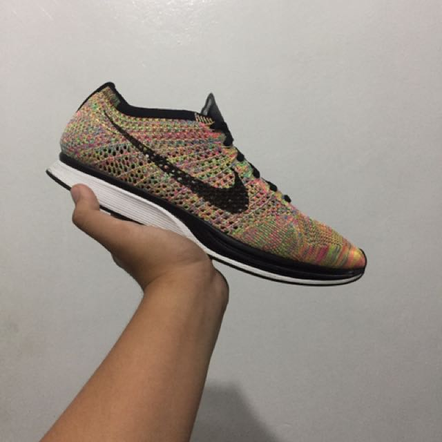 Nike Flyknit Racers Multicolor 3.0