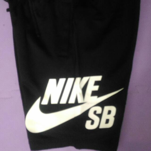 Nike Sb 棉褲 型男夏天必備
