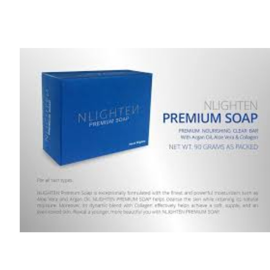 NLIGHTEN PREMIUM SOAP (Authentic)