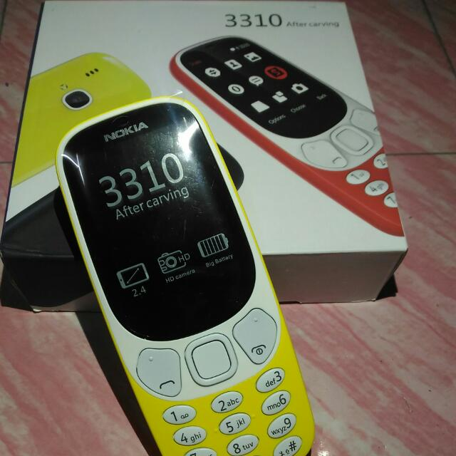 NOKIA 3310 Made in Finland
