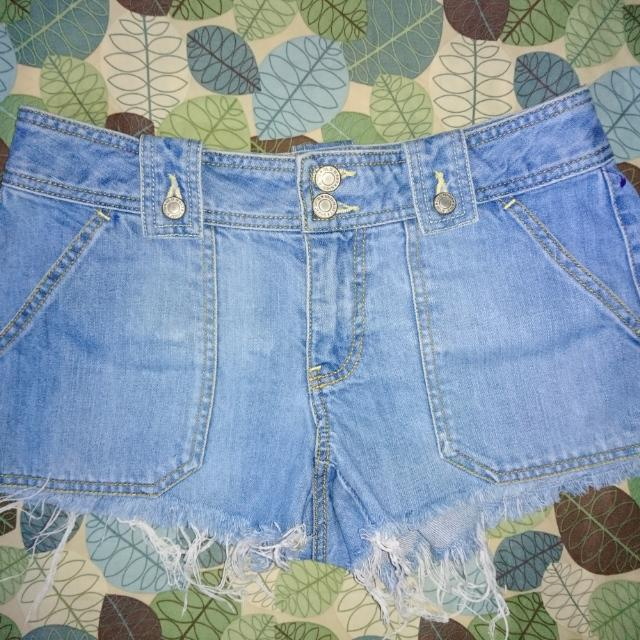 Repriced(100php) Old navy denim shorts